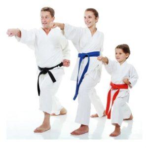 Kimono za decu i odrasle za karate i dzudo